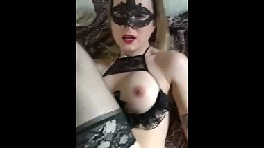 MILF in disguise being fucked like fuck and moaning accordingly