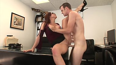 Big Tit Milf Nicky Hunter Gets Plowed By Hard Cock