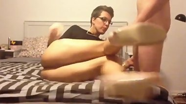 My Best Friend Fucked My German Mom in Her Tight Ass