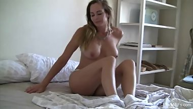 Big Tits MILF Elegant Eve Public Fun in Portugal