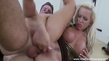 European MILF Needs Cock Up Her Ass Immediately